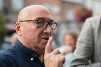 Bruno Castellucci Photo: Philippe Vanderlinden