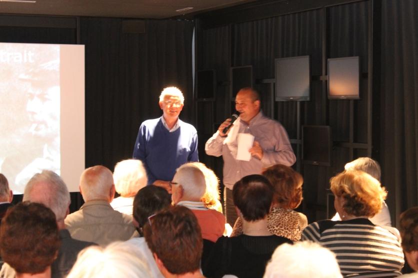 Jacques Stasser & Pascal Mesmaeker