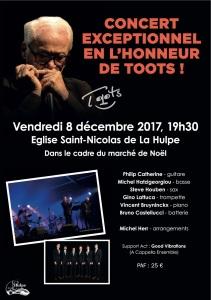 8 décembre La Hulpe