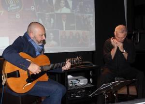 Paolo et Olivier à l'Espace