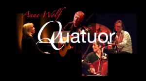 Anne Wolff quatuor